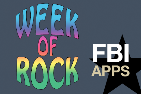 Week-of-Rock, FBI-Apps Store