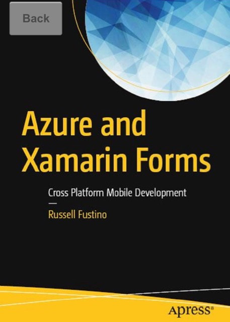 Russ Fustino - Azure and Xamarin Forms