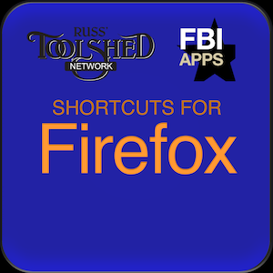 Shortcuts for Firefox